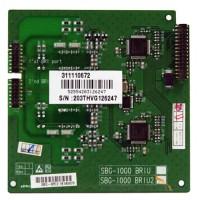 Модуль подключения цифровых внешних линий ISDN BRI (SBG-1K-BRIU.STG)