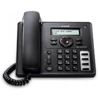 SIP-телефон  4 програмируемых кнопки, ЖК индикатор POE (IP8802A.STGBK)