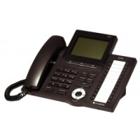 Системный телефон для цифровых АТС серии ipLDK с полным набором функций 24 программируемые клавиши (LDP-7024LD)