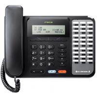 Системный телефон для цифровых АТС с полным набором функций 30 программируемых клавиш (LDP-9030D.STGBK)