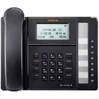IP-телефон для цифровых АТС серии iPECS 8 программируемых клавиш (LIP-8008D)