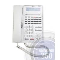 Телефон IP4WW-24TXH-A-TEL (WH) 24 доп. кнопки, 2-х строчный дисплей, белый