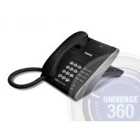 Телефон IP ITL-2E-1P(BK) 2 доп. кнопки, без дисплея, 2 порта RJ-45, черный