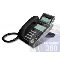 Телефон IP ITL-8LD-1P(BK)TEL 8 доп. кнопок, 4-х строчный дисплей 224*96 точек, 2 доп. дисплея, 2 порта RJ-45, черный