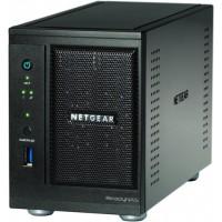 Хранилище ReadyNAS Pro 2 на 2 SATA диска c портом USB 3.0 (2 диска по 1ТБ)