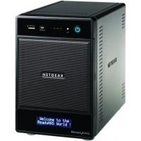 Хранилище ReadyNAS Pro 4 на 4 SATA диска (4 диска по 1ТБ)