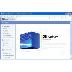 Диск с лицензией на 1 пользователя CTI OfficeServ DataView (KP-AP2-WDV)