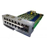 Модуль абонентских линий, 8 аналоговых портов + 8 цифровых портов (OS7400B8H4)