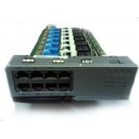 Модуль внешних аналоговых линий, 8 портов (KP-OSDB8T2)