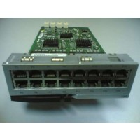 Модуль L2 коммутатора с возможностью подачи питания на Ethernet устройства (PoE switch), 16 портов (KP-OSDBLIP)