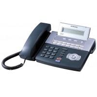 Системный телефонный аппарат DS-5014D, ЖКД, 14 программируемых клавиш, клавиша навигации, русифицированный (KPDP14SER)