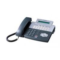 Системный телефонный аппарат DS-5021D, ЖКД, 21 программируемая клавиша, клавиша навигации, русифицированный (KPDP21SER)