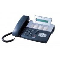 SIP телефонный аппарат ITP-5121D, ЖКД, 21 программируемая клавиша, клавиша навигации, русифицированный (KPIP21SER)