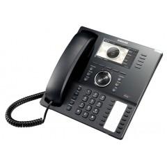 SIP телефонный аппарат SMT-i5243D, TFT LCD, 24 программируемая клавиша, клавиша навигации, русифицированный (SMT-I5243D)
