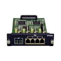 4FXO модуль для АР2620