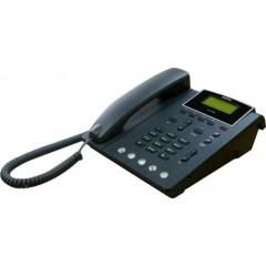 IP телефон AddPac ADD-AP-IP100 (H.323, SIP, MGCP), 1 FXS, 2x10/100 Mbps Fast Ethernet, LCD