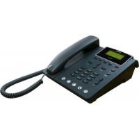 IP телефон AddPac ADD-AP-IP100E (4-x строчный ЖК-дисплей, 2x10/100 Ethernet, 1 порт FXO)