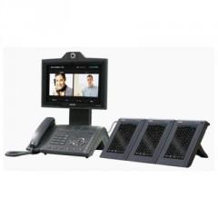IP консоль AddPac ADD-AP-PT100 50 клавиш быстрого вызова с индикацией доступности абонентов на сенсорном экране