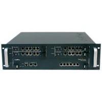 VoIP шлюз 3x4E1(ISDN PRI)&1x10/100Mbps Eth, 2x1G/6x10(100)Mbps ETH