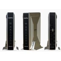 IP-АТС IPNext50D, до 10 абонентов, 2 порта FXS и 2 порта FXO