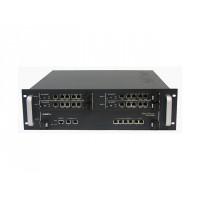 Шасси 4 слота расширения до 16 Е1, 10/100/1000Gbit Ethernet