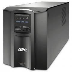 APC Smart-UPS LCD 670 Watts / 1000 VA, Interface Port SmartSlot, USB, 230V (SMT1000I)