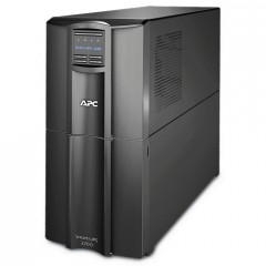APC Smart-UPS LCD 980 Watts / 2200 VA, Interface Port SmartSlot, USB, 230V (SMT2200I)
