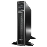 Smart-UPS X 600 Watts/ 750VA Rack/Tower LCD 230V,  Interface Port SmartSlot, USB , Extended runtime model , Rack Height 2 U (SMX750I)