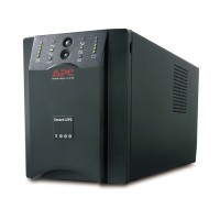 Smart-UPS 1000VA Extended Runtime XL, Line-Interactive, user repl. batt., Extended range Automatic Voltage Regulation (AVR), SmartSlot, USB compatible (SUA1000XLI)