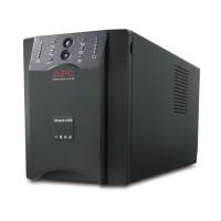 Smart-UPS 1500 VA, Line-Interactive, user repl. batt., Double AVRBoost, AVRTrim, SmartSlot, USB and serial connectivity, USB cable (SUA1500I)