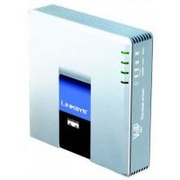 Голосовой шлюз SPA2102-EU (SIP), 2 FXS, 2x10/100 Eth, NAT.