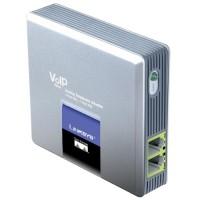 Голосовой шлюз SPA3102-EU (SIP), 1 FXS, 1 FXO, 2 x 10/100 Eth, NAT.