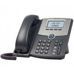 IP телефон SPA502G. 1 линия, 2 x 10/100 Eth, LCD 128x64, PoE.