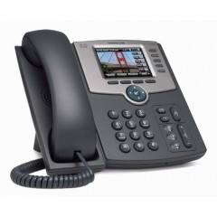 IP телефон SPA504G. 4 линии, 2 x 10/100 Eth, LCD 128x64, PoE.