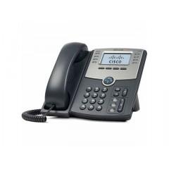 IP телефон SPA508G. 8 линий, 2 x 10/100 Eth, LCD 128x64, PoE.