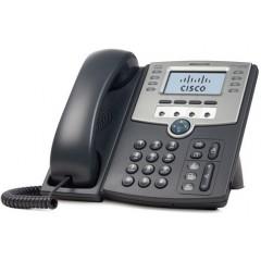 IP телефон SPA509G. 12 линий, 2 x 10/100 Eth, LCD 128x64, PoE