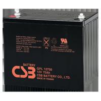 Аккумуляторная батарея GPL 12750