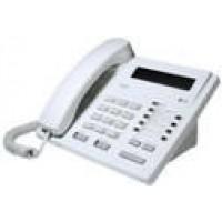 Системный телефон 8 клавиш, LCD дисплей (LDP-7008D)