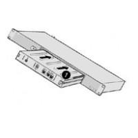 """Крепление для монтажа одного модуля в 19"""" стойку (содержит место под LIK-ADPT) (LIK-1URMB)"""