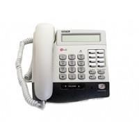 Системный телефон ,8 прог., 6 фик.клавиш, спикерфон, ж/к дисплей (LKD-8DS)