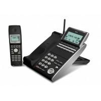 Телефон DTL-12BT-1P(BK)TEL 12 доп. кнопок, дисплей 224*96 точек, с Bluetooth адаптером, черный