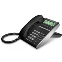 Системный телефон DTL-6DE-1P(BK) 6 дополнительных кнопок, дисплей 168*58 точек, черный