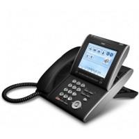 Телефон IP ITL-320C-2P(BK)TEL, тачскрин 5,7 дюйма, 65536 цветов, 2 порта RJ-45, черный