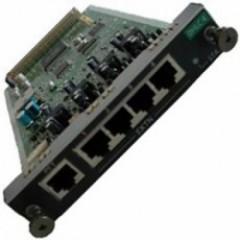 4-портовая плата цифровых гибридных внутренних линий (DHLC4) KX-NCP1170XJ