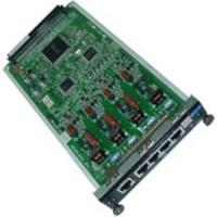 4-портовая плата аналоговых внешних линий (LCOT4) KX-NCP1180X