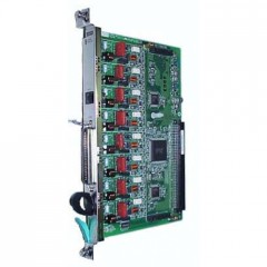 8-портовая плата аналоговых внешних линий (LCOT8) KX-TDA0180X