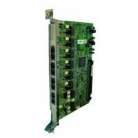 8-портовая плата цифровых интерфейсов BRI (BRI8) KX-TDA0288XJ