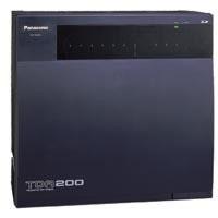 Основной блок АТС KX-TDA200