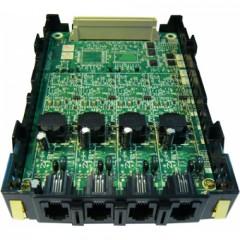 4-портовая плата цифровых внутренних линий (DLC4) KX-TDA3171XJ