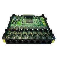 8-портовая плата цифровых внутренних линий (DLC8) KX-TDA3172XJ